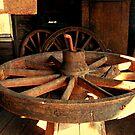 Ready to Fix the Wagon Wheel by Jane Neill-Hancock