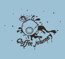 Coffee Journey Kids Clothes
