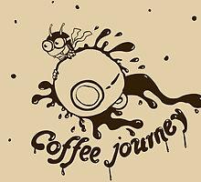Coffee Journey by mandu-pl