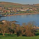 Swanage Bay by RedHillDigital