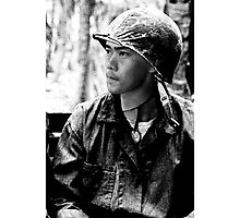 NAM MAN Photographic Print