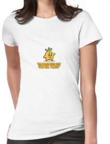 The Dangerously Cute Super Fruit Part 2 Womens Fitted T-Shirt