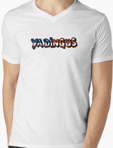 Ya Dingus Patriot Variant by SmashBam Mens V-Neck T-Shirt