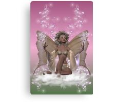 Magical Fae Canvas Print