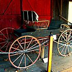 Beautiful Old Carriage by Jane Neill-Hancock
