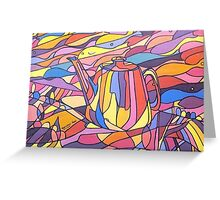 Kettle of Fish Greeting Card