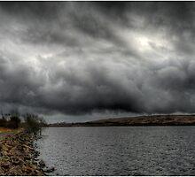 Lough Fea - Co. Tyrone  by Kieran Donnelly