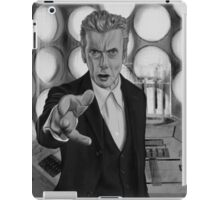 Twelft Doctor- Old Tardis iPad Case/Skin