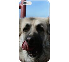 Let me lick my lips first Momma! iPhone Case/Skin