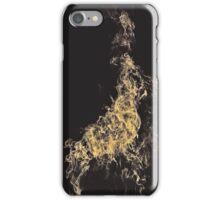 Yellow Flame iPhone Case/Skin