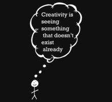 Creativity: III by Rachel Counts
