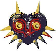 Majora's Mask Photographic Print