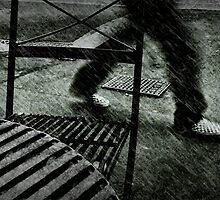 checked feet by Kate  McInnes