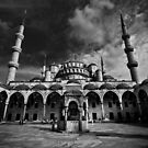 Blue Mosque by Peter Dybowski