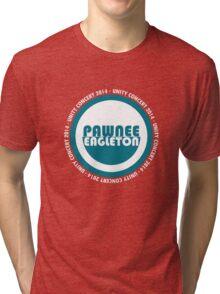 Pawnee-Eagleton unity concert 2014 (2.0) Tri-blend T-Shirt