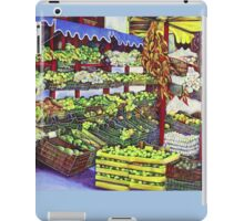 Eddie's Market, Hungray iPad Case/Skin
