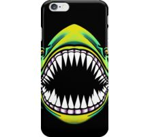 Angry Fish Design  iPhone Case/Skin