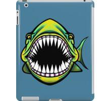 Angry Fish Design  iPad Case/Skin
