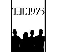The 1975 Band Silhouette  by AxelFox