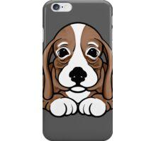 Floppy Big Ear Puppy Hound iPhone Case/Skin