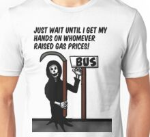 A Pissed Off Reaper  Unisex T-Shirt