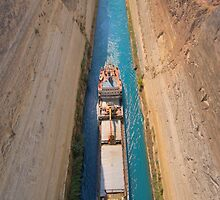 Its a long way down! by Vagelis Georgariou