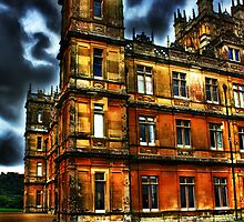 Highclere castle 1 by eric abrahamowicz