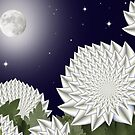 Moonflowers by Jane-in-Colour