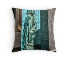 Faisaliah Tower, Riyadh, Saudi Arabia Throw Pillow