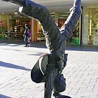 Street Gymnast by lezvee