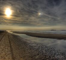 White Rocks Beach - Portrush, Co. Antrim by Kieran Donnelly
