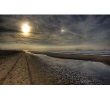 White Rocks Beach - Portrush, Co. Antrim Photographic Print