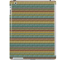 KNITTED Pattern Set 1 iPad Case/Skin