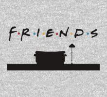 Friends TV Baby Tee