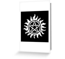 Sigil Greeting Card