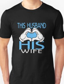 THIS HUSBAND LOVES HIS WIFE T-Shirt