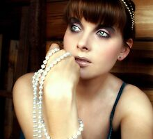 Pearls by Zuzana D Photography