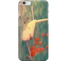 Plane Crash iPhone Case/Skin
