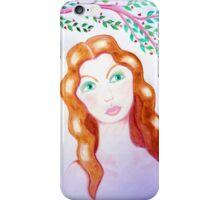 Blondie Greeneyes iPhone Case/Skin