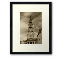 Saint Philip's Episcopal Church Framed Print