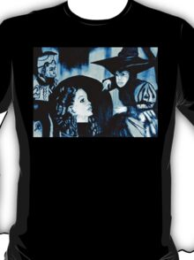 WIZARD OF OZ WITCHES CRYSTAL BALL T-Shirt