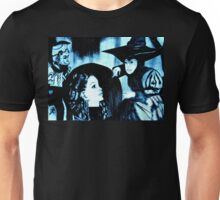 WIZARD OF OZ WITCHES CRYSTAL BALL Unisex T-Shirt