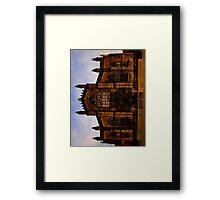 St Giles * Framed Print