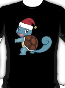 Christmas Spirit Squirtle T-Shirt