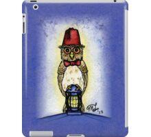 Whooo? iPad Case/Skin