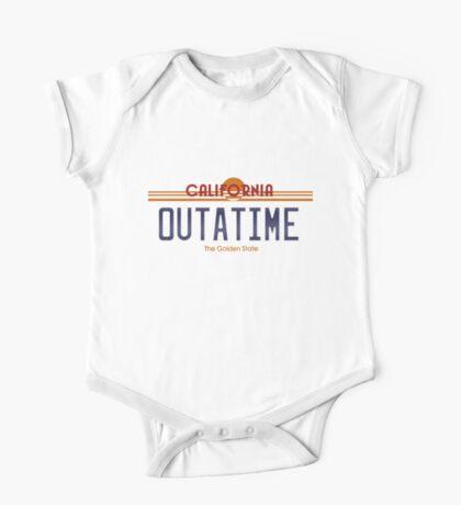 Outatime One Piece - Short Sleeve