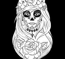 Santa Muerte by artetbe