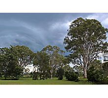 A Summer Storm Photographic Print
