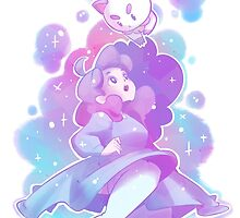 Bee and Puppycat by Kaitlynn Peavler