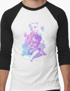 Bee and Puppycat Men's Baseball ¾ T-Shirt